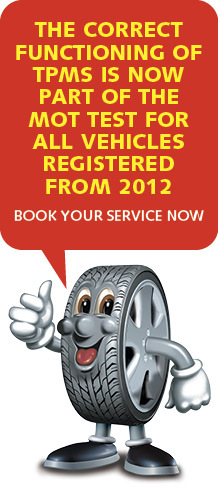 National Tyres and Autocare - TPMS Service / Valve Replacement