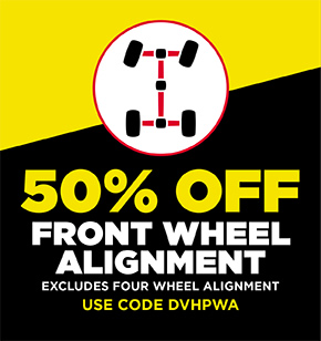 Weel alignment discount voucher