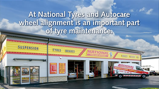 National Tyres and Autocare, Stirling